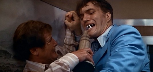 Image result for the spy who loved me jaws